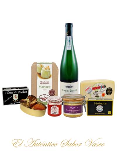Delicias Atlánticas con El Autentico Sabor Vasco Beren Beregi Gourmet Delicatessen